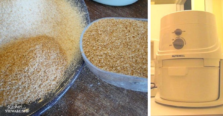 Nutrimill Grain Mill Review