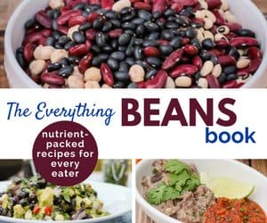 The Everything Beans Book - nutrient-packed recipes for every eater