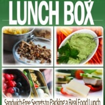 "Healthy Lunch Ideas in ""The Healthy Lunch Box"" eBook"