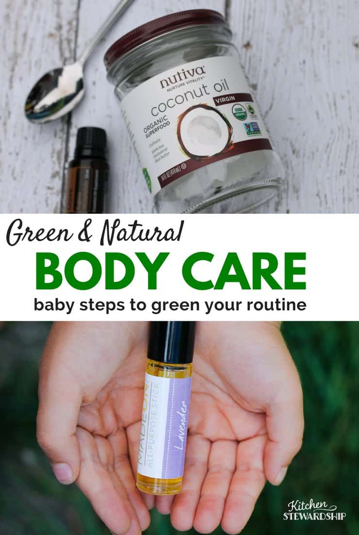 Green Natural Body Products