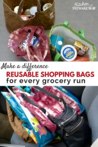 Reusable Shopping Bags for Every Grocery Run