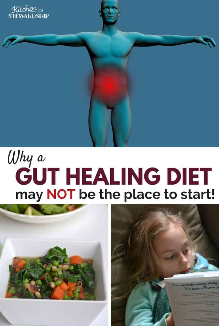 Why a gut healing diet may not be the place to start