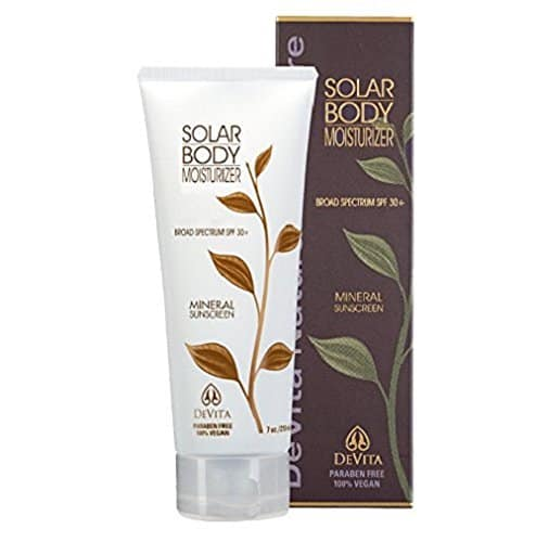 Find the best natural all day facial moisturizer with SPF. Great list and honest reviews. Solar Body mosturizer