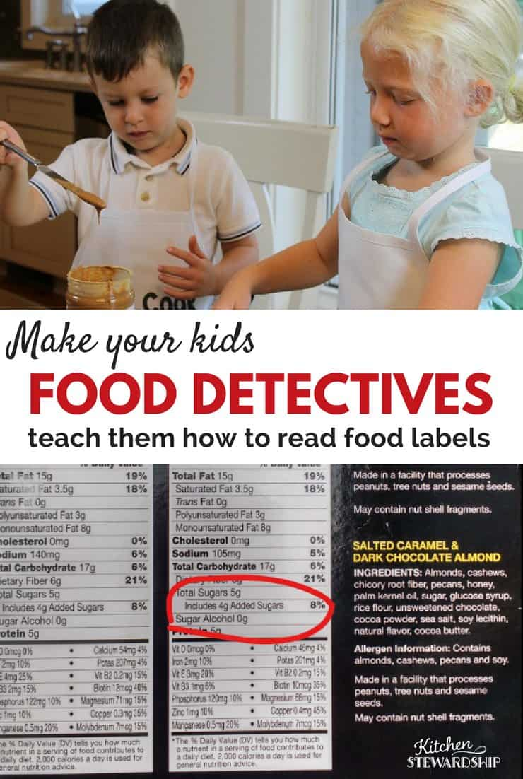 Make sure your kids arent fooled by food labels