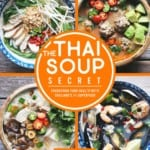 The Thai Soup Secret. Enjoy healthy Thai soups every week for optimal health!