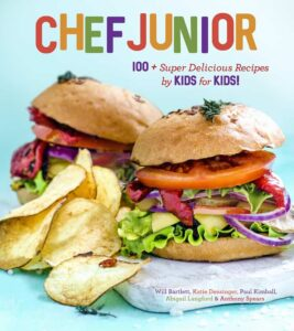 Chef Junior Cook Book