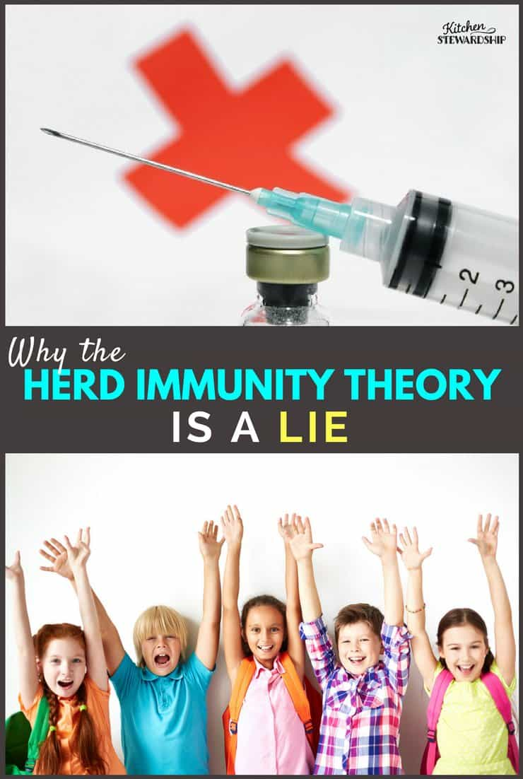 Herd Immunity Theory is a lie