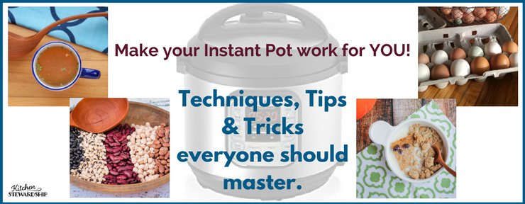 Click here to get my Instant Pot Guidebook