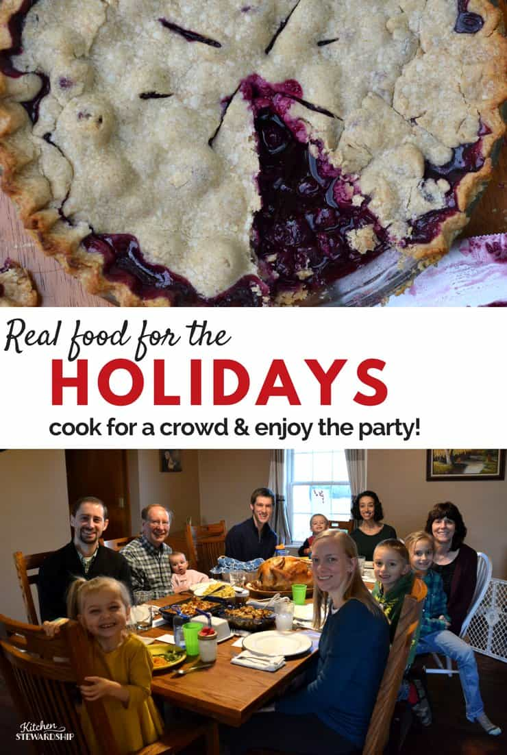 Holiday entertaining can be easy! With this guide you can enjoy a stress-free holiday with your family. Entertain your guests with a delicious homemade meal without spending your whole time in the kitchen.