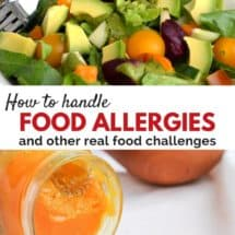 Stop Feeling Overwhelmed: Living with Food Allergies