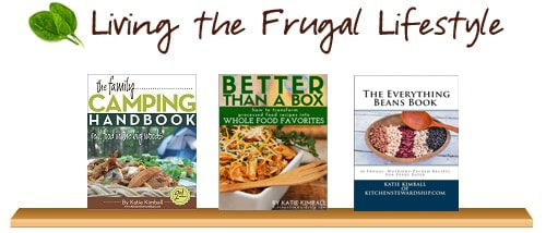 Kitchen Stewardship Living the Frugal Lifestyle eBook bundle
