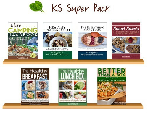 Kitchen Stewardship eBook Super Pack