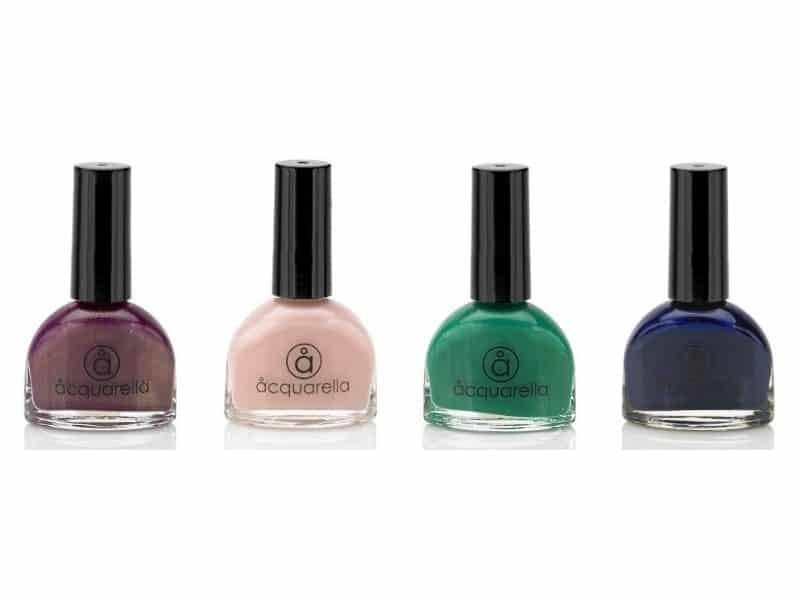 Nail polish is full of toxic ingredients, but there are natural and organic brands of nail polish that are non toxic! Here's where to buy the best non-toxic nail polish brands for natural color on your nails.