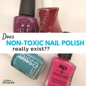 Non-Toxic Nail Polish – Does it Even Exist?