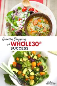 Shopping List to Have on Hand for Whole30® Eating