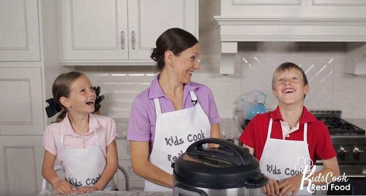 Is the Instant Pot safe for kids?