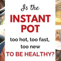 Is Pressure Cooking Too Hot, Too Fast, or Too New to be Healthy and Safe?