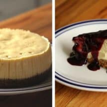 An Instant Pot Cheesecake Recipe You'll Be Proud Of