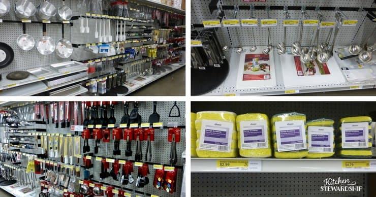 Kitchen tools at Gordon Food Service. GFS pricing