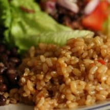 Impress your Family with Easy Instant Pot Mexican Brown Rice