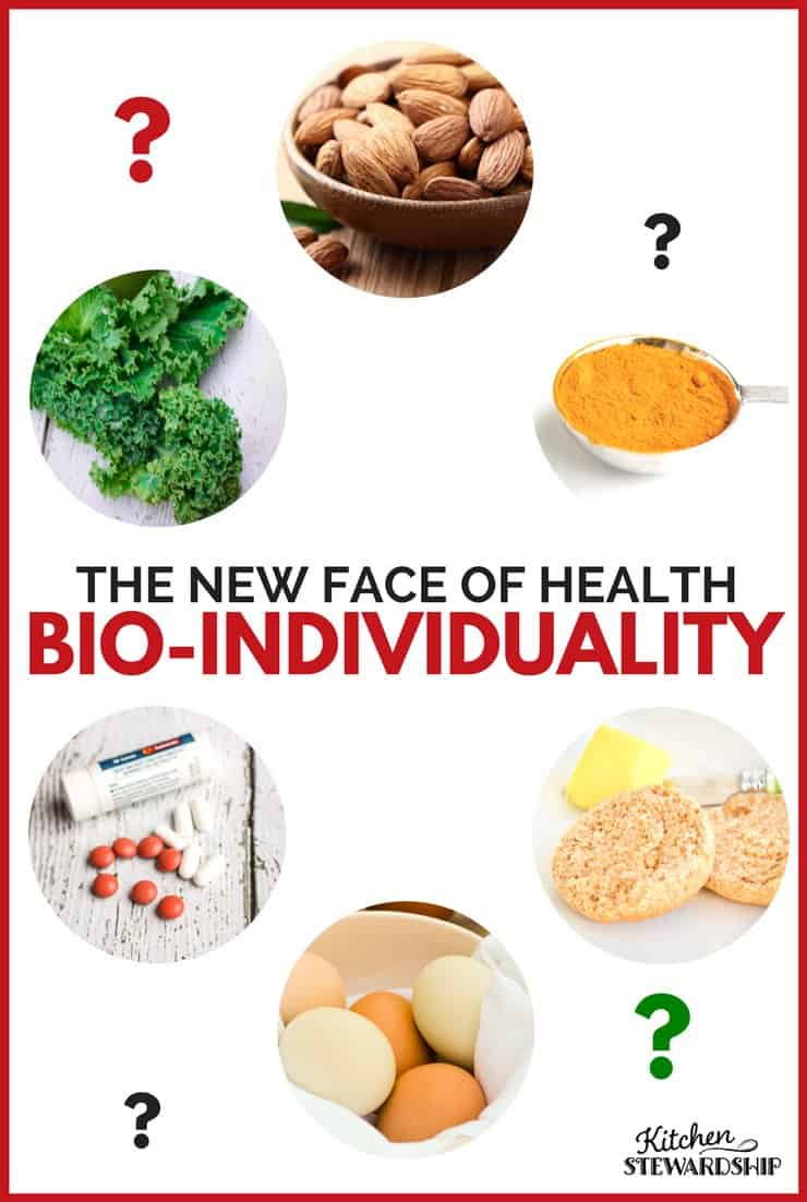 a gluten-free diet might not be perfect for everyone - why the new face of health is bio-individuality