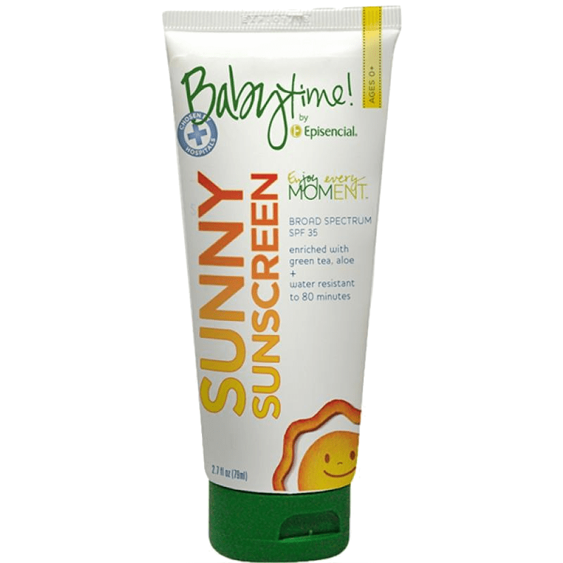 Babytime! by Episencial Sunscreen Review