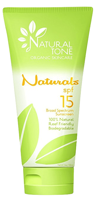 Natural Tone Sunscreen