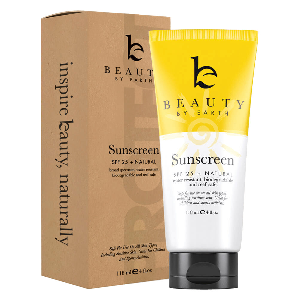 Beauty by Earth Mineral Sunscreen