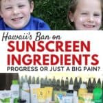 Hawaii's Ban on Toxic Sunscreen Ingredients