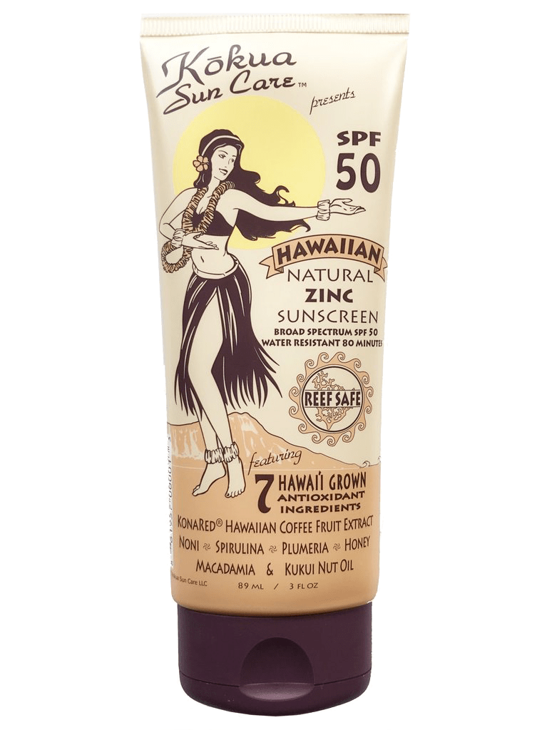 Kokua Sun Care SPF 50 sunscreen