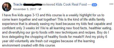 facebook review screenshot