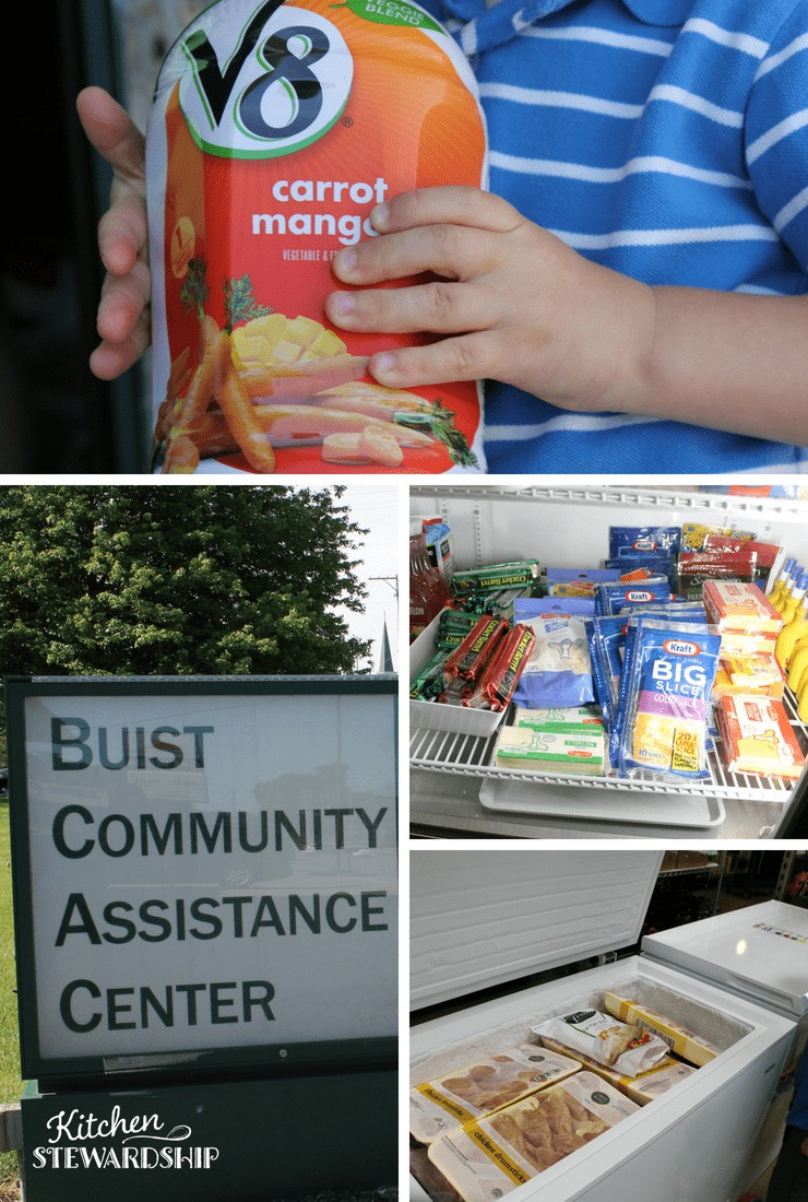 Buist Community Assistance Center gives healthy food to those in need