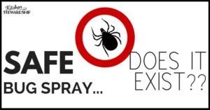 Insect Spray Safety: Ingredients to Avoid and Why