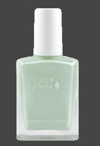 100% Pure Creamy Nail Polish Review