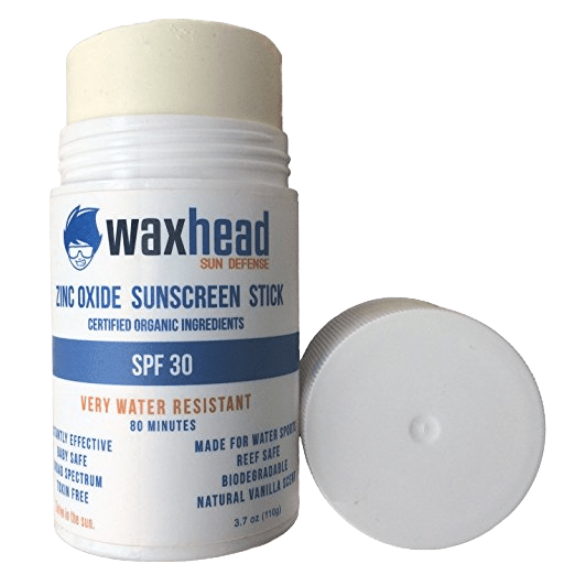Waxhead Zinc Oxide Sunscreen Stick Review