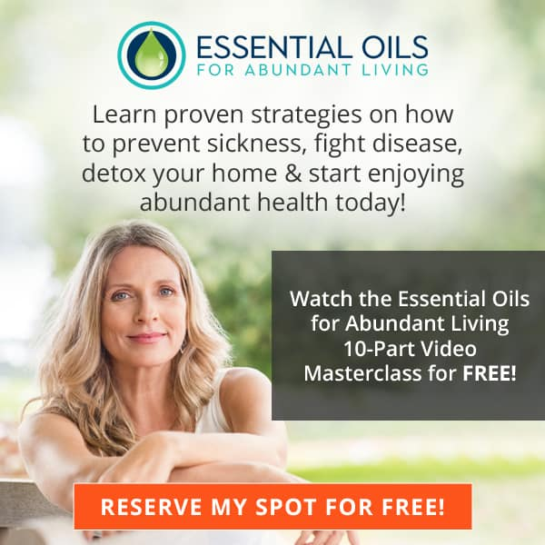 This 10-Part Video Masterclass that will give you the confidence that you need to make healing remedies for your body & non-toxic natural recipes for your home with essential oils.