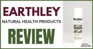 Earthley Natural Health Products {Review}