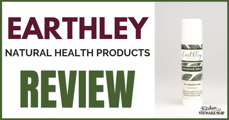 Earthley product review