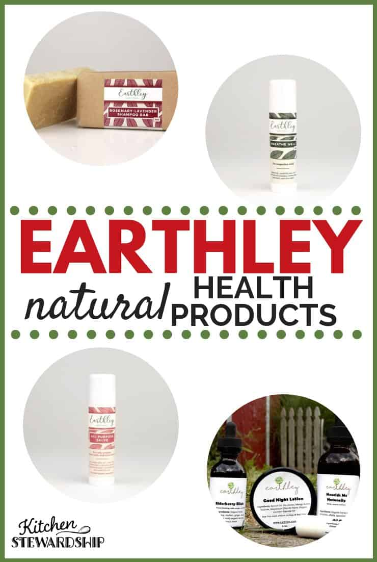 Earthley Natural Health Product review