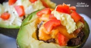 Family Favorite Grain-Free Avocado Taco Bowl Recipe