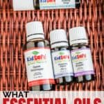 What essential oils are safe for kids?