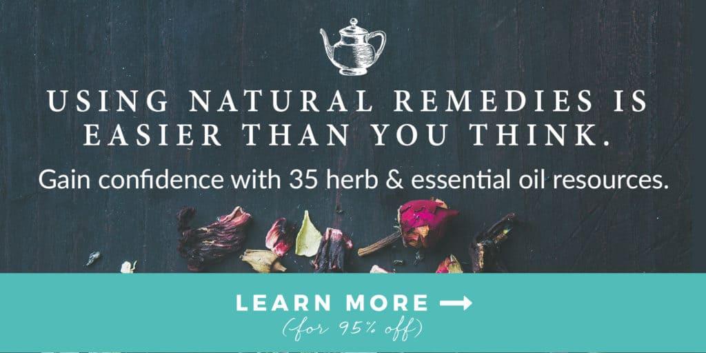 UHLB natural remedies bundle