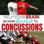 How to Strengthen Your Brain to Avoid Concussion - from a real family just trying to do their best to be healthy