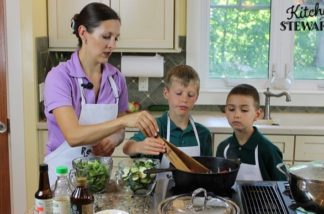 Best Kids' Cooking Videos Online (for Healthy Foods)