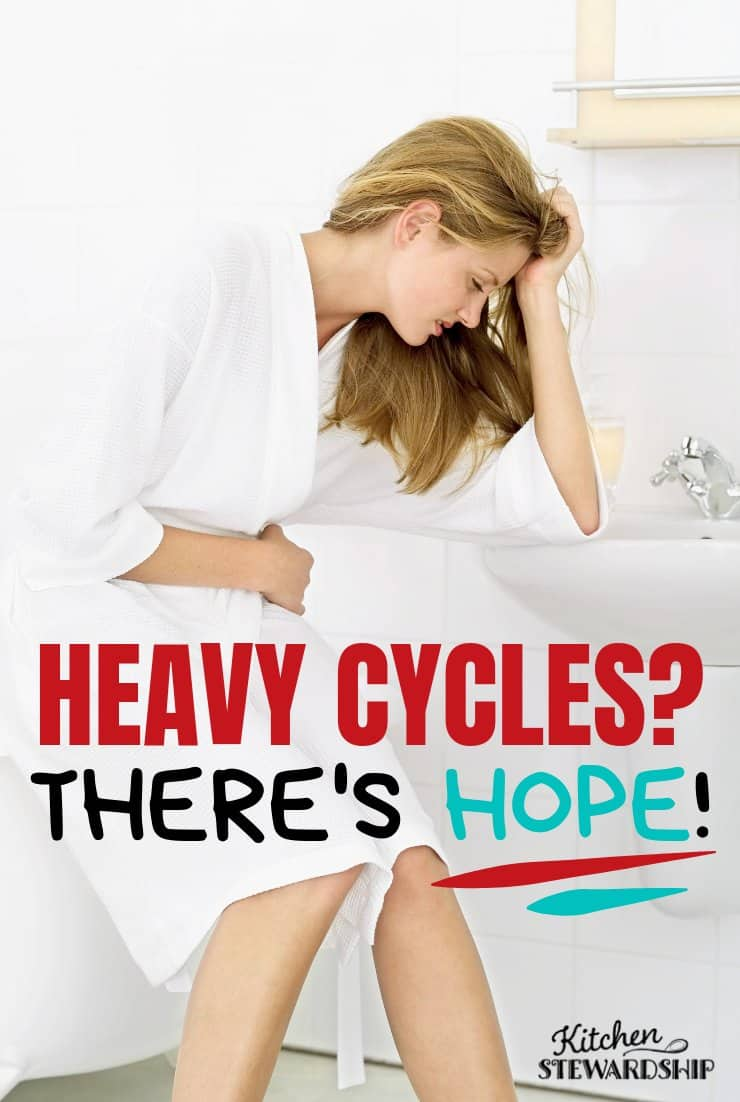 Heavy cycles? There's hope!