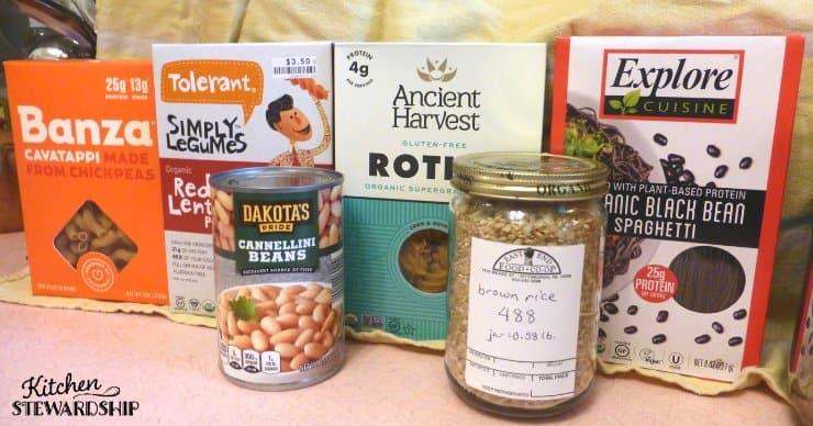 Gluten-free pasta options