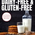 Easy tips for feeding kids dairy-free and gluten-free. No crazy ingredients and easy recipes you already know how to make. #kidfood #allergy #eliminationdiet