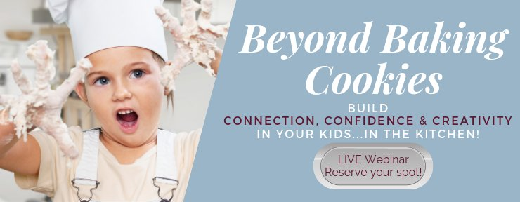Beyond Baking Cookies - Sign up for the live event