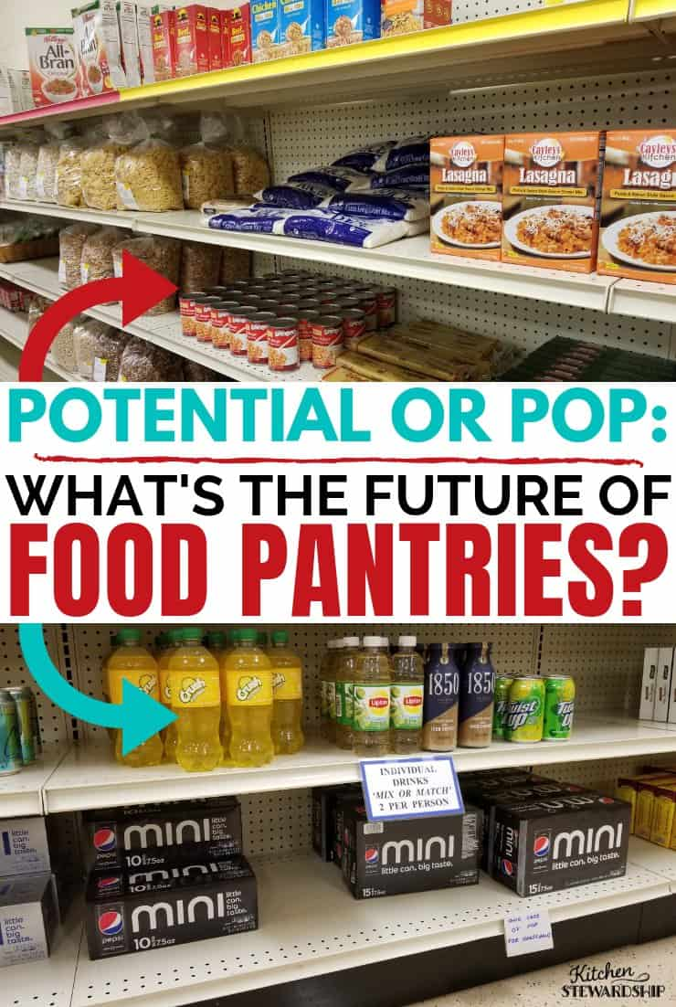 Potential or Pop: What's the Future of Food Pantries?