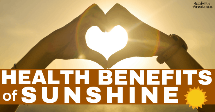 Health Benefits of Sunshine